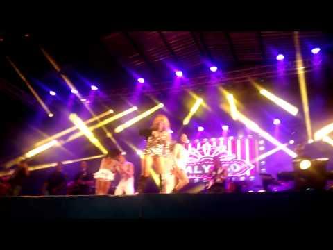 Joelma Calypso ao vivo em sítio novo -cúmbia do amor