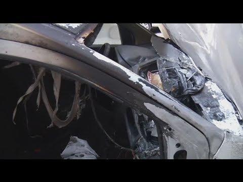 Πυρπόλησαν 9 οχήματα εταιρείας ταχυμεταφορών σε διάφορες περιοχές της Αττικής