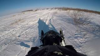 4. First Ride of 2018! Polaris Switchback Pro-S 600