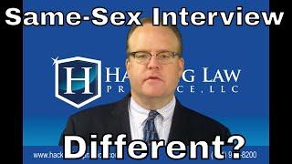 Video Are same sex green card interviews all that different? MP3, 3GP, MP4, WEBM, AVI, FLV Maret 2018