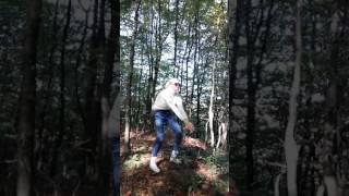 Как согреться в лесу за 20 секунд