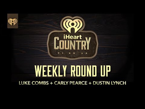 Luke Combs Drops New Album, Carly Pearce Announces Self-Titled Album + More! | Weekly Roundup