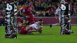 Reds v Chiefs Rd.16 2016 | Super Rugby Video Highlights