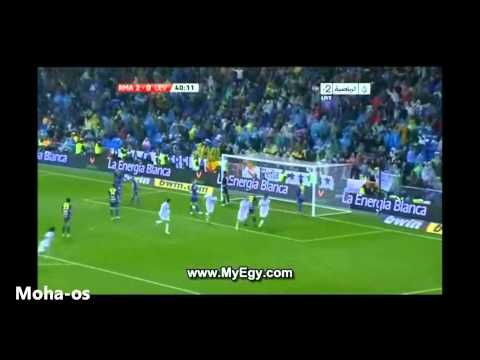 Video Real Madrid 2 - 0 Levante (all goals & highlights ) HD 20.02 La liga 2010/11 download in MP3, 3GP, MP4, WEBM, AVI, FLV January 2017