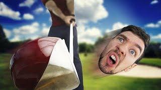 THE CRAZIEST GOLF GAME! | What The Golf?