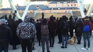 4:37  Black Lives Matter Toronto - Nathan Phillips Square - March 20, 2016