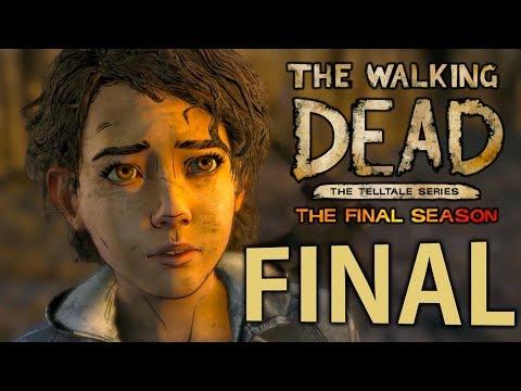 The Walking Dead FINAL SEASON - Episódio 4: Queremos Voltar! (FINAL ÉPICO) [ PC - Playthrough ]