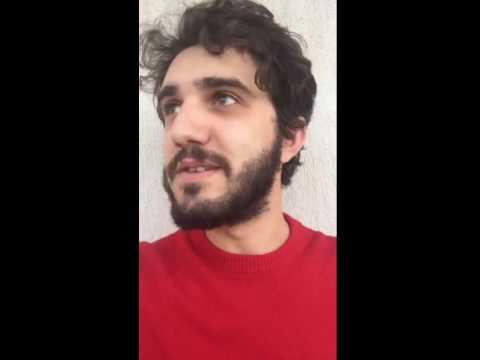 Videomessaggio – LORENZO VIZZINI – Musica Intorno