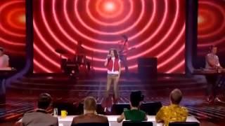 Cher Lloyd | Swagger Jagger (Live @ X Factor Ukraine 19/11/11)