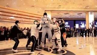 Video Jabbawockeez Uptown Funk Flashmob at MGM Grand Hotel & Casino MP3, 3GP, MP4, WEBM, AVI, FLV Juli 2018