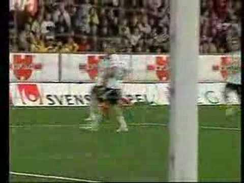 Gol de Rabona - Andrés Vásquez