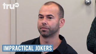 Joe and Murr team up to convince a room of people that their presentation is good. Subscribe: http://full.sc/1s9KQGeWatch full episodes for Free: http://bit.ly/1bVxPrNIf laughter is contagious, these guys should be quarantined! Q, Sal, Joe and Murr have entertained each other for years with the most hilarious practical jokes they could imagine. Now these real-life best friends are challenging each other to the most outrageous dares and uproarious stunts ever to be caught on hidden camera.Follow Impractical Jokers on Twitter: http://full.sc/1ubWgY7Like Impractical Jokers on Facebook: http://full.sc/1CrLTDU truTV Official Site: http://www.trutv.com/Like truTV on Facebook:  https://www.facebook.com/truTVFollow truTV on Twitter: https://twitter.com/truTVFollow truTV on Tumblr: http://trutv.tumblr.com/Get the truTV app on Google Play: http://bit.ly/1eYxjPPGet the truTV app on iTunes: http://apple.co/1JiGkjhWay more truTV!  Watch clips, sneak peeks and exclusives from original shows like Comedy Knockout, Those Who Can't and more – plus fresh video from hit shows like Impractical Jokers and The Carbonaro Effect.Impractical Jokers - Live Long, Die Happy  truTV