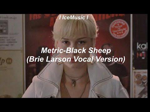 Black Sheep-(Brie Larson Vocal Version)ft.Brie Larson