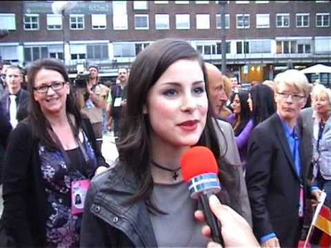 Germany 2010: Interview with Lena Meyer-Landrut