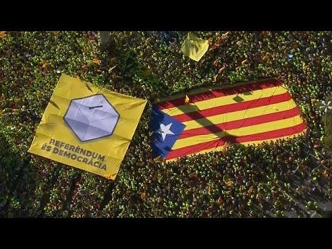 Unabhängigkeit Kataloniens am Dienstag?