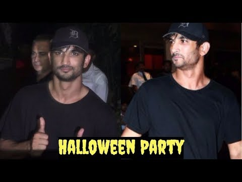 "Sushant Singh Rajput At The Red Carpet Of ""Cirque Le Soir"" 