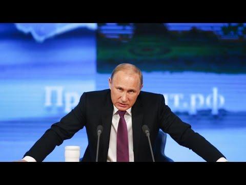 Putin: Los que fabricaron el informe compremetedor contra Trump son