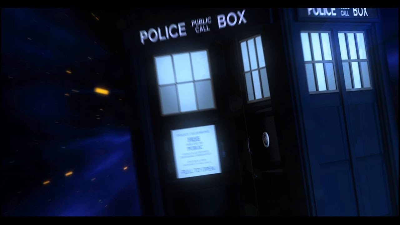 Another Amazing Capaldi Doctor Who Opening From NeonVisual [VIDEO]