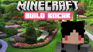 Video Minecraft Indonesia - Build Kocak (8) - Taman yang Indah! MP3, 3GP, MP4, WEBM, AVI, FLV Maret 2018