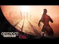 Conan Exiles Conhecendo O Novo Jogo 01