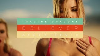 Download Lagu Imagine Dragons - Believer (Asher Remix Cover) Mp3