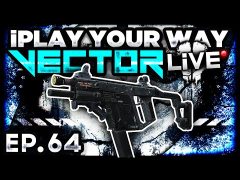 Way - Call of Duty: Ghosts Multiplayer - Vector CRB Gameplay! ☆ ALL
