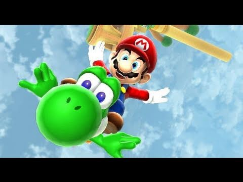 preview-Review Super Mario Galaxy 2 ( Wii )