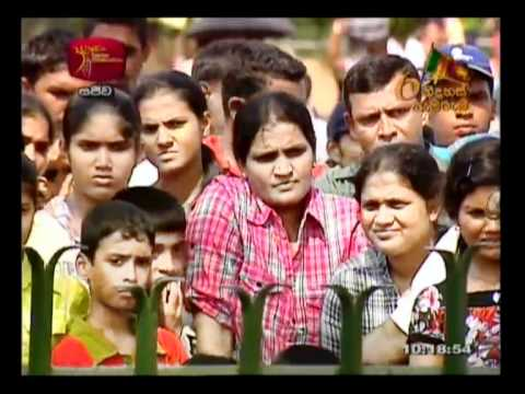 64th National Independence Day Celebration Of Sri Lanka Live From Anuradhapura Part 09