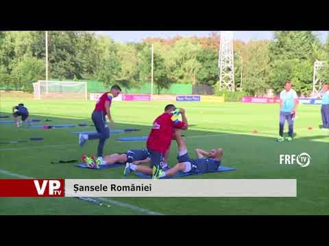 Șansele României