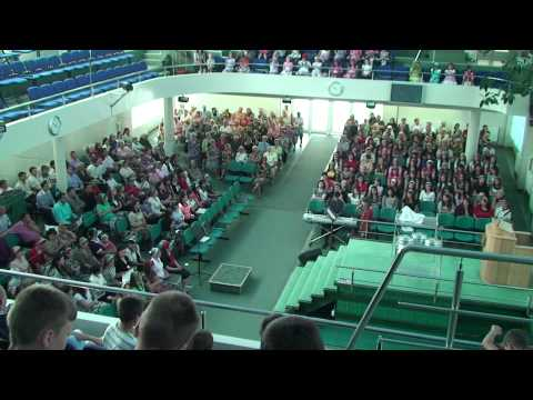 Biserica Penticostala Betel Dumbraveni -Suceava-Cel minunat Salvatorul