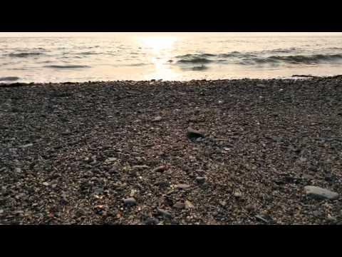 Les vagues de la mer - Le Centre de Meteghan