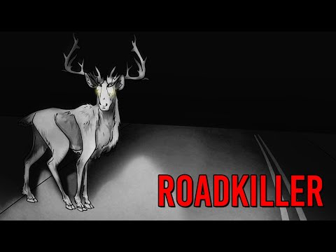 Skinwalker Holiday Horror Story - Roadkiller // Something Scary / Snarled
