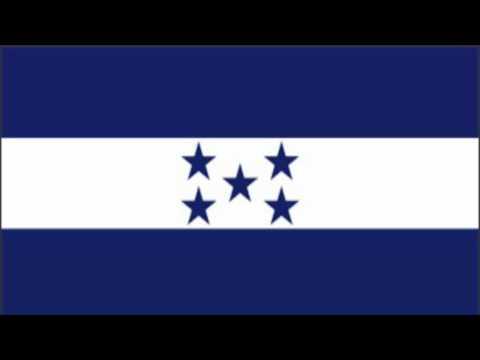 Honduras Flag and Anthem