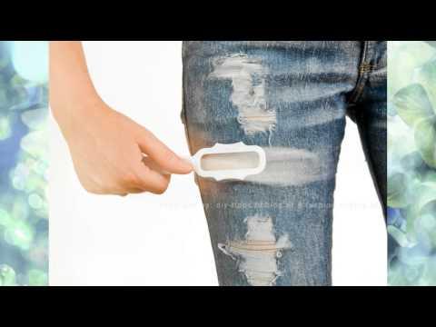 Как сделать протертые джинсы в домашних условиях пошагово