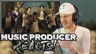 Video Music Producer Reacts to BTS - RUN!!!! MP3, 3GP, MP4, WEBM, AVI, FLV Januari 2019