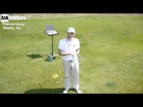 The Golf Swing Weekly Fix Body Turn on the Backswing
