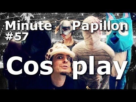 Minute Papillon #57 Déguisement, Cosplay et Convention