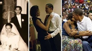 5 Fun Facts About the Obamas' 20-Year Marriage