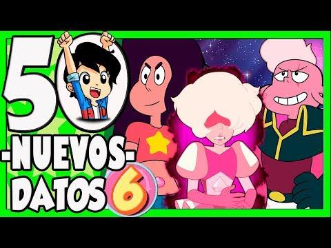 50 [NUEVAS] Curiosidades de Steven Universe 6