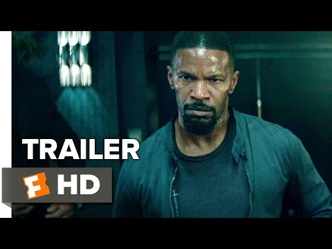 Sleepless Official Trailer 1 (2017) - Jamie Foxx Movie