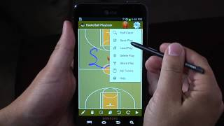 Galaxy Note Coach's Playbook YouTube video
