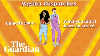 Vagina Dispatches: what you didn't learn in sex education