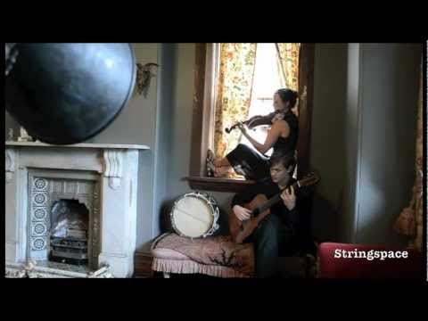 Pachelbel: Canon - Stringspace - Guitar and Violin Duo