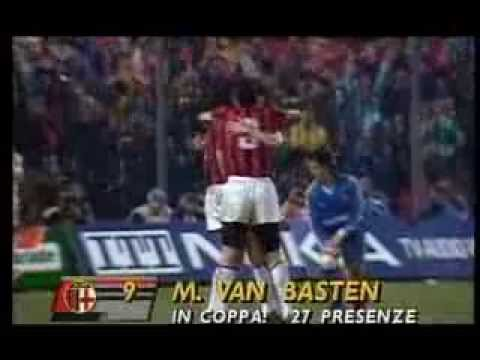 Milan - Real Madrid 5-0 [1989]