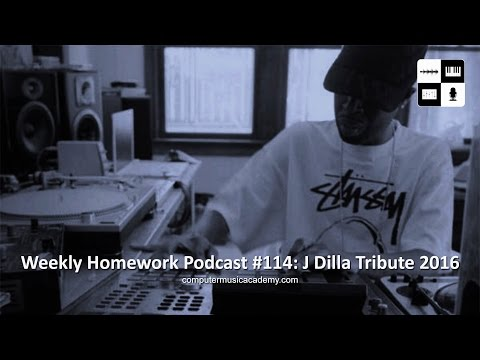 image for TaurusBeats Music On CMA J Dilla Tribute 2016