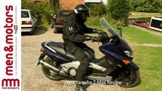 10. 2001 Yamaha T-Max Review