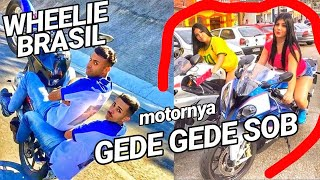 Video WHEELIENYA ORANG BRAZIL | reaction MP3, 3GP, MP4, WEBM, AVI, FLV Juni 2018