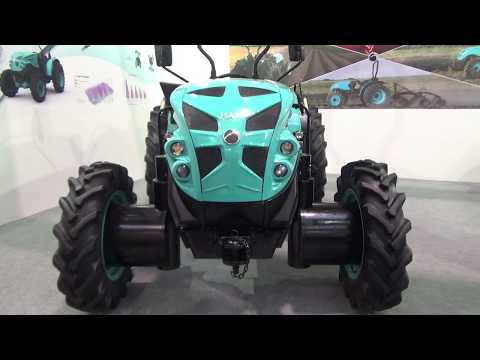 The 2020 HAV 50s1 tractor made in India