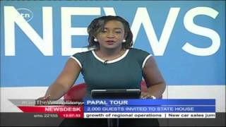 KTN Newsdesk Full Bulletin November 25Th, 2015
