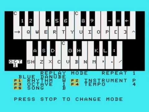 Spectravideo SVI-328: Music Mentor (SD-236C)